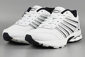 Кросівки чоловічі білі Bona 659A1 Бона Розміри 41 42 45 46