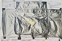 Утеплювач капота ДВС ЗІЛ-130 ЗІЛ-Бичок екокожа., фото 1