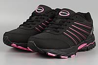 Кросівки унісекс жіночі чорні Bona 659S-2 Бона Розміри 36 37, фото 1