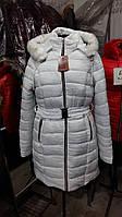 Женская зимняя куртка, модель ПО Тафта