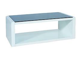 Журнальный стол Mery 100х60 Бело/чёрный (MERYB100)