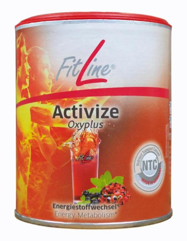 Fitline Activize Oxyplus (Фитлайн Активайз Оксиплас) - капсулы для похудения