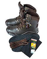 Ботинки берцы зимние армейские полевые Талан размеры 38 40 42 44