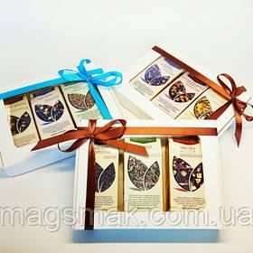 Чай в подарочной упаковке Чайна Країна Ассорти, 150 г