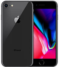 Apple iPhone 8 64GB/256GB (Silver, Space Gray, Gold)  (Refurbished)