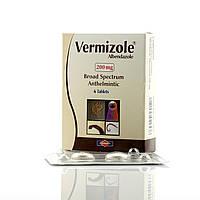 Вермизол, Альбендозол Vermizole 200 mg Amoun Pharmaceutical 6 таб
