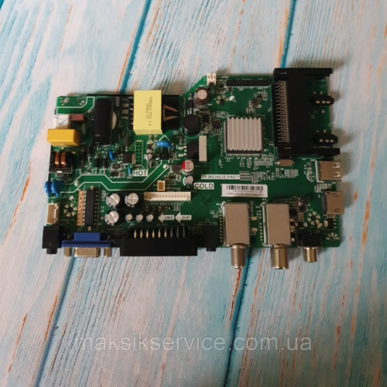 Main board TP.MS3663S.PA671 Bravis LED-24D1900+T2