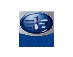Килимок в багажник для FAW (ФАВ)