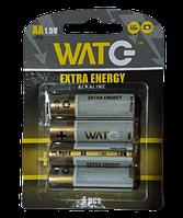 Батарейка ALKALINE АА LR6  (4 в блістері) (ціна за блістер/4 шт) ИМПОРТ Ок