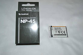 Аккумулятор для  FUJI FUJIFILM NP-45 NP45 FinePix J20 XP30 Z90
