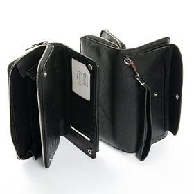 Женский кошелек-клатч DR. BOND WS-22 black