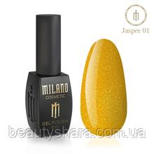 Гель-лак Milano Jasper 10мл №1