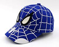 Кепка Spider синяя 4102