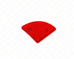 Відбивач в задньому бампері, катафот (R, правий) на Renault Kangoo 2003->2008 - Loro - 042-38-876