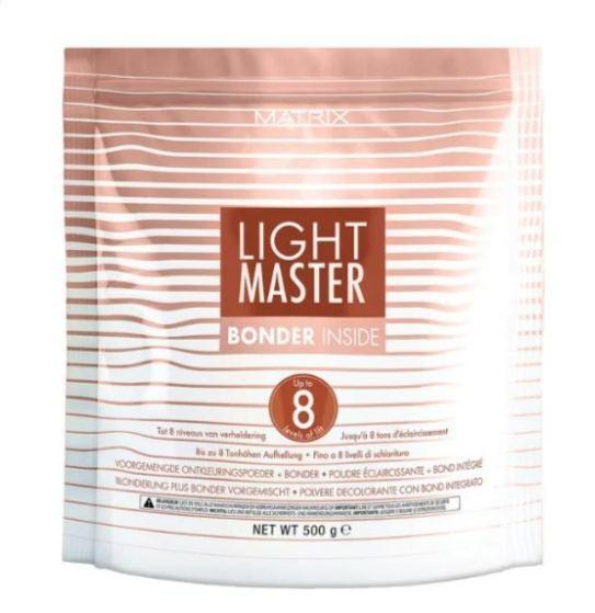 Matrix Light Master Inside  Powder - Пудра для обесцвечивания, 500 г