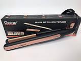 Утюжок выпрямитель, плойка для волос Gemei GM-2955, фото 2