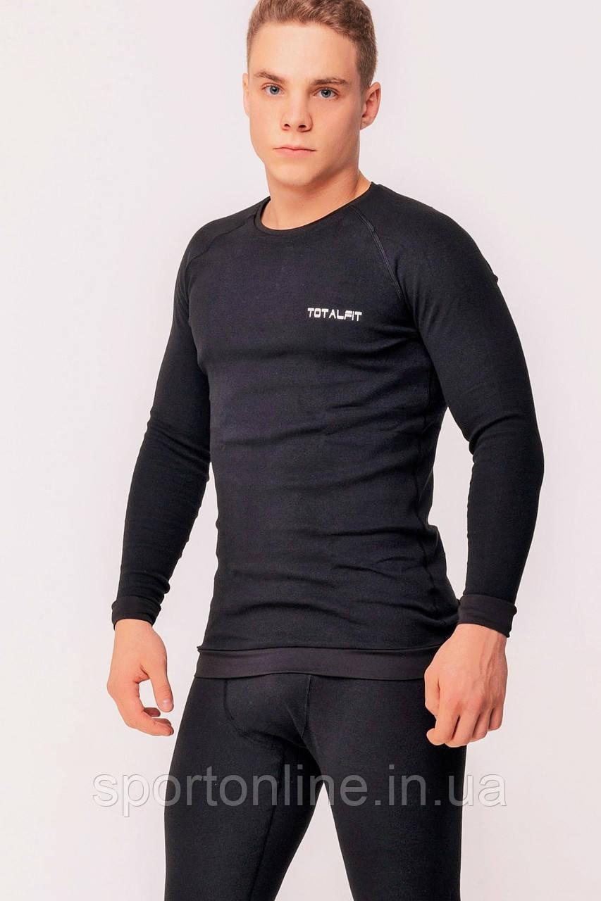 Термокстюм Мужской Totalfit Extra TMK1-VH10, чёрный, очень тёплый XXXL