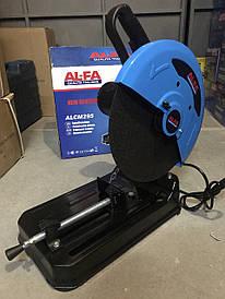 Монтажная пила(металорез) AL-FA ALCM295( труборез)