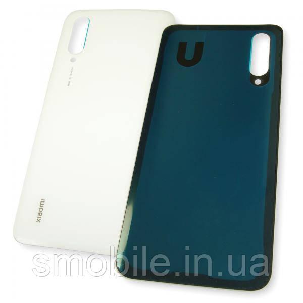 Xiaomi Скло задньої кришки Xiaomi Mi9 Lite / Mi CC9 колір - білий перламутр