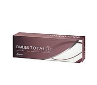 Контактные линзы Dailies Total 1 30 линз ДОСТАВКА БЕСПЛАТНАЯ, фото 1