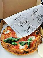 Пищевая бумага (жиростойкая) 30х30см с логотипом (от 1000 шт.)