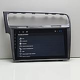 Volkswagen Golf 7 Штатная магнитола Android 9 Car2din, фото 3