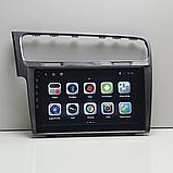 Volkswagen Golf 7 Штатная магнитола Android 9 Car2din, фото 4
