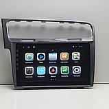 Volkswagen Golf 7 Штатная магнитола Android 9 Car2din, фото 6