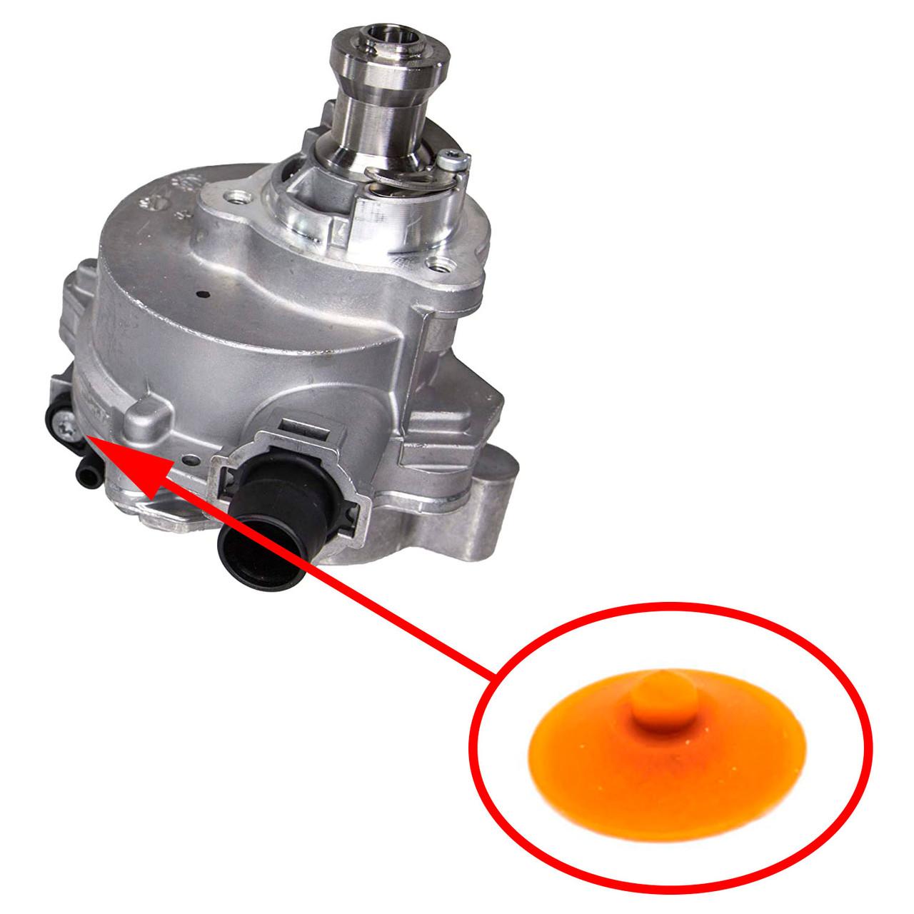 Мембрана вакуумного насоса BMW N55 N63 N63N 11667575325, 11668605976, фото 1