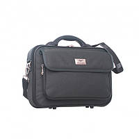Кейс большой,дипломат,портфель деловой,сумка для ноутбука,документов Star Dragon 45х33х11 см. (385), фото 1