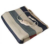 Электропростынь HLV Electric Blanket 5733 150х120 см Multicolor Stripes