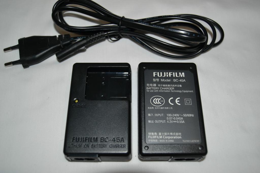 Зарядное устройство FUJIFILM BC-45 BC-45A NP-45