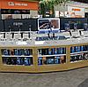 Поставка торгового оборудования для полностью обновленного ФОКСТРОТ в Киеве