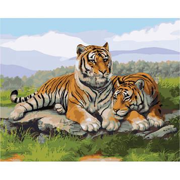Картина по номерам 40×50 см. Идейка (без коробки) После охоты (КНО 2484)