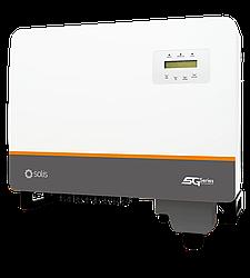 Инвертор сетевой 30кВт Solis 30K-5G