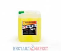 Defreeze (Дефриз) - антифриз - теплоноситель для систем отопления до - 30°С