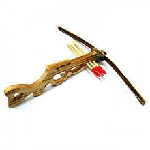 Арбалет со стрелами детская игрушка