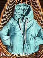 Шикарная зимняя куртка в стиле Zara, фото 1
