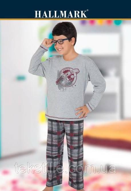 Піжама для хлопчиків трикотажна Hallmark 7-8 років
