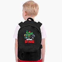 Детский рюкзак Бравл Старс (Brawl Stars) (9263-1021)