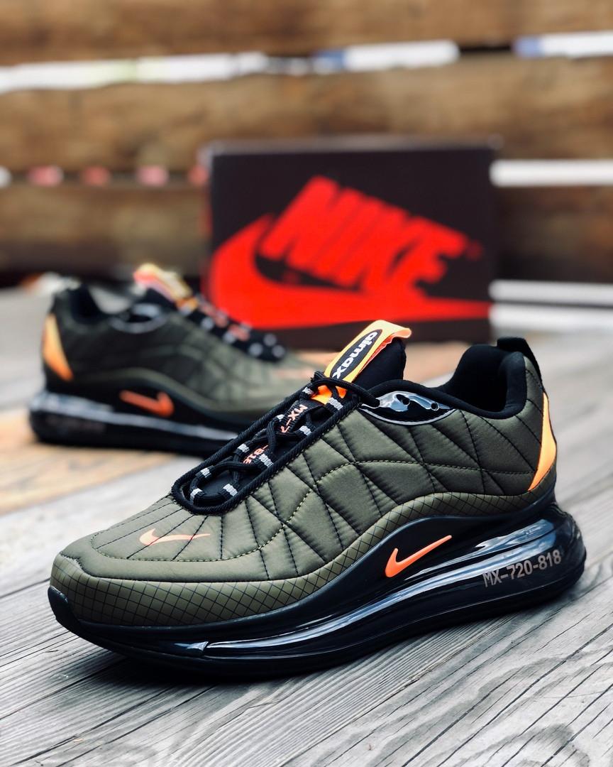Кроссовки Nike Air MX 720 green