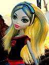 Кукла Monster High Лагуна Блю (Lagoona Blue) Пижамная вечеринка Монстер Хай Школа монстров, фото 5