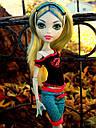 Кукла Monster High Лагуна Блю (Lagoona Blue) Пижамная вечеринка Монстер Хай Школа монстров, фото 6