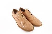 Туфли,оксфорды женские натуралка