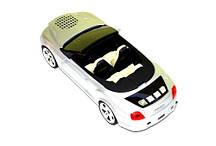 Машинка BENTLEY (колонка, плеер mp3, радио)