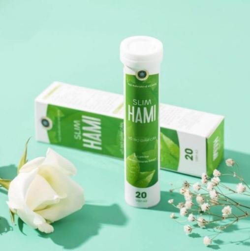 Slim Hami (Слим Хами) - капсулы для похудения