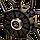 LX300-6H 300AC Колесо заднее 4.00×17, диск алюминиевый, ось Ø17mm VOGE AC6 - 290220585-0002, фото 7