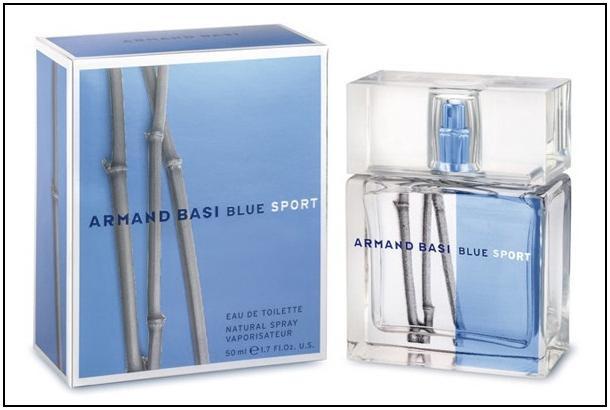 Мужская туалетная вода Armand Basi in Blue Sport (Арманд Баси Ин Блу Спорт) 100 мл
