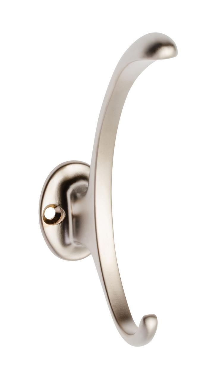 Крючок мебельный GTV D-892 Сатин (WZ-D-892-02)