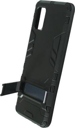 Накладка SA A315 black Deep Armor hold TPU PC, фото 2